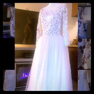 Beautiful dress for party